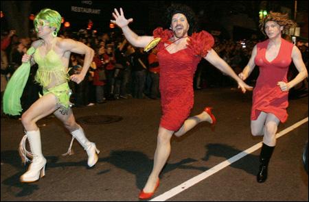 red queen race